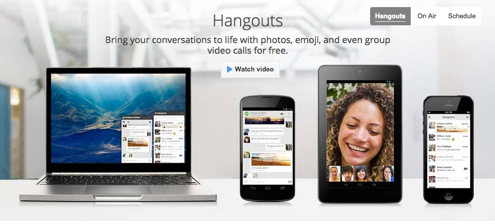 Ghost Hangouts Screenshot